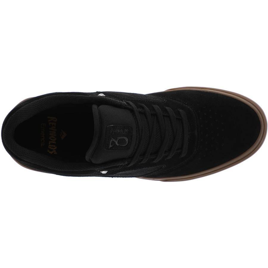 Emerica Reynolds 3 G6 Vulc - Black/Gum