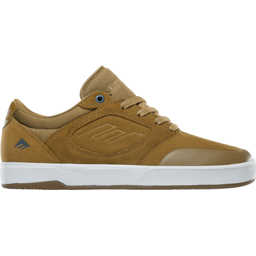 Emerica Dissent Shoes - Khaki