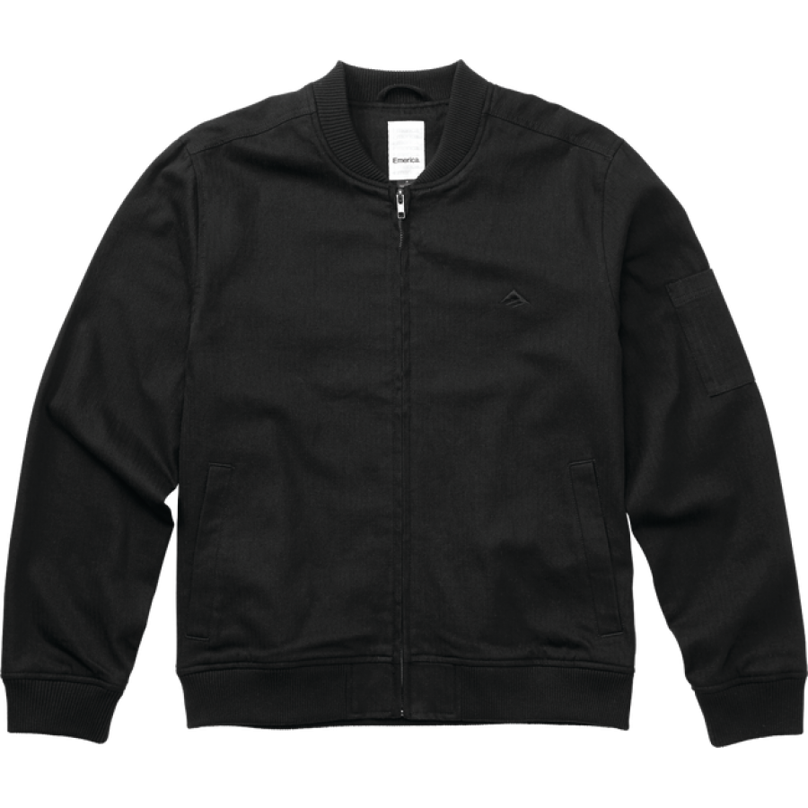 Emerica Bombs Away Jacket - Black