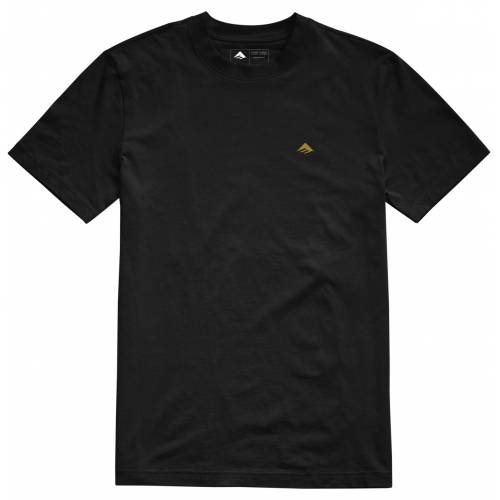 Emerica Mini Icon Ss Tee - Black/Gold