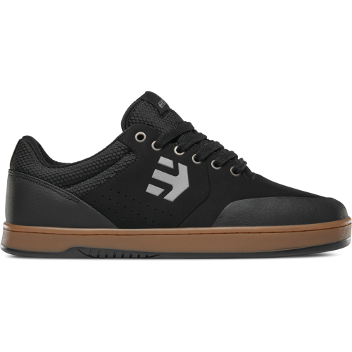 Etnies Marana Shoes - Black / Dark Grey / Gum