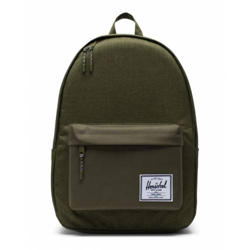 Herschel Classic XL Backpack - Olive Night Crossha...