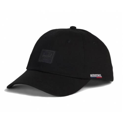 Herschel Mosby Curve Cap - Black