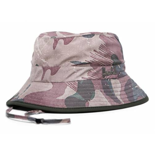 Herschel Creek Bucket Hat - Brushstroke Camo/Dark ...