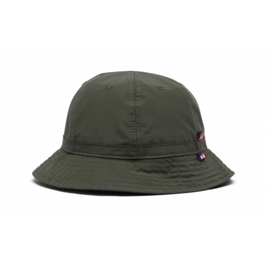 Herschel Cooperman Bucket Hat - Dark Olive