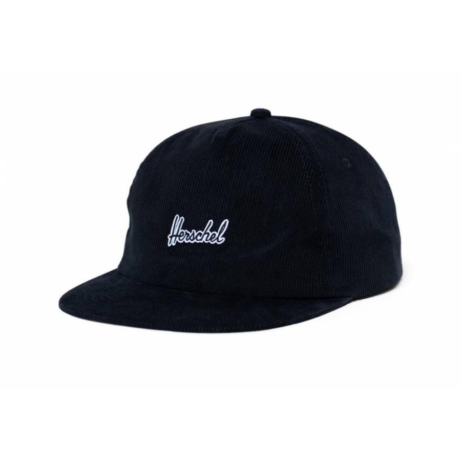 Herschel Scout Cap - Black