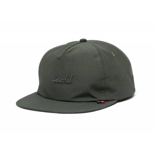 Herschel Scout Cap - Dark Olive