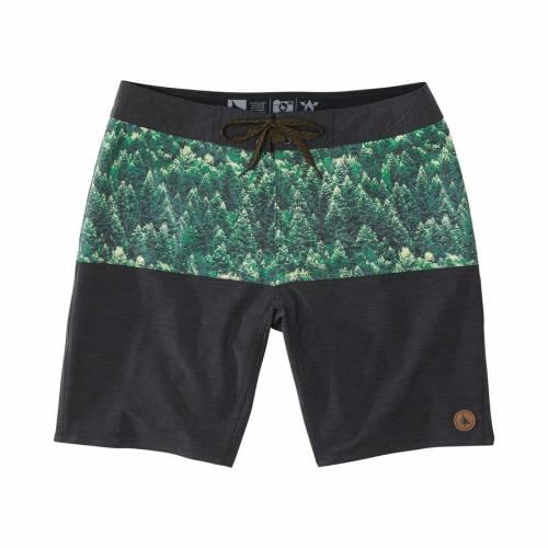 Hippytree Spruce Trunk Shorts - Black