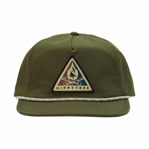Hippytree Bonfire Hat - Military