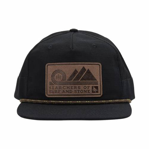 Hippytree Summit Hat - Black