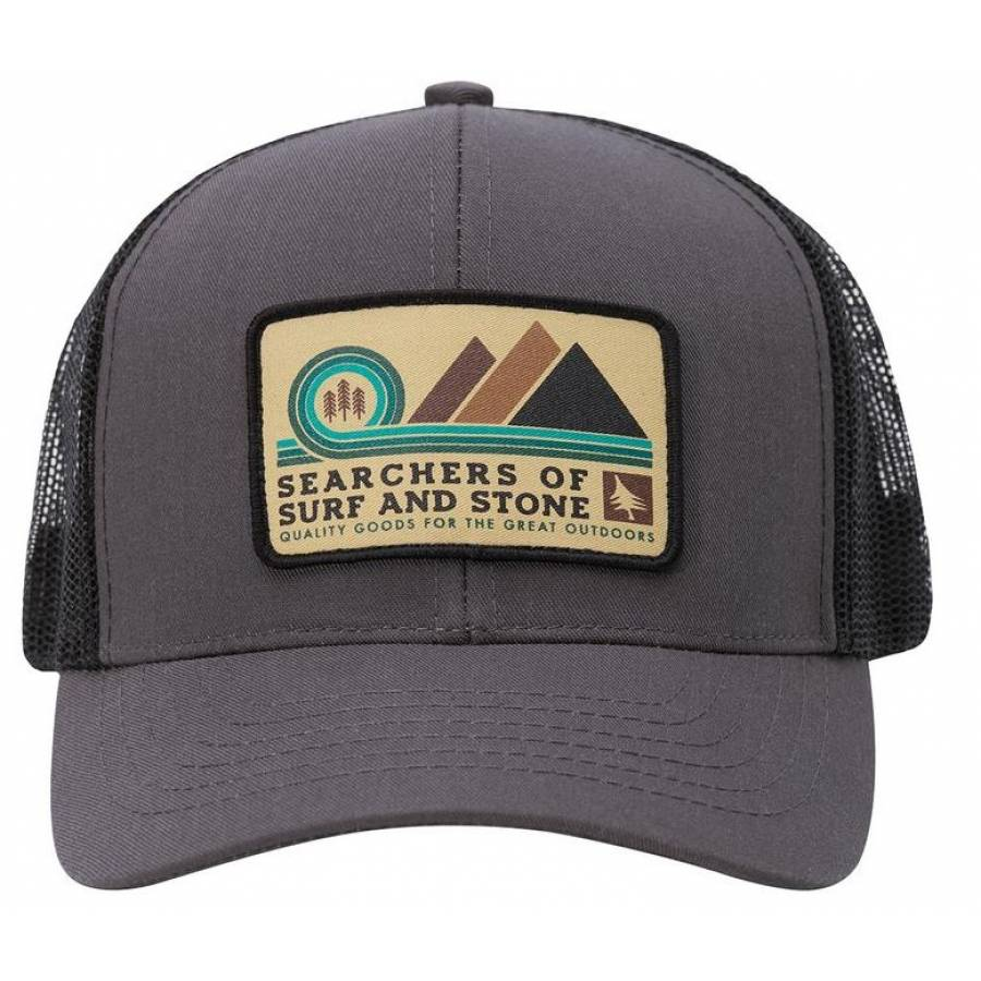 Hippytree Apex Hat - Charcoal
