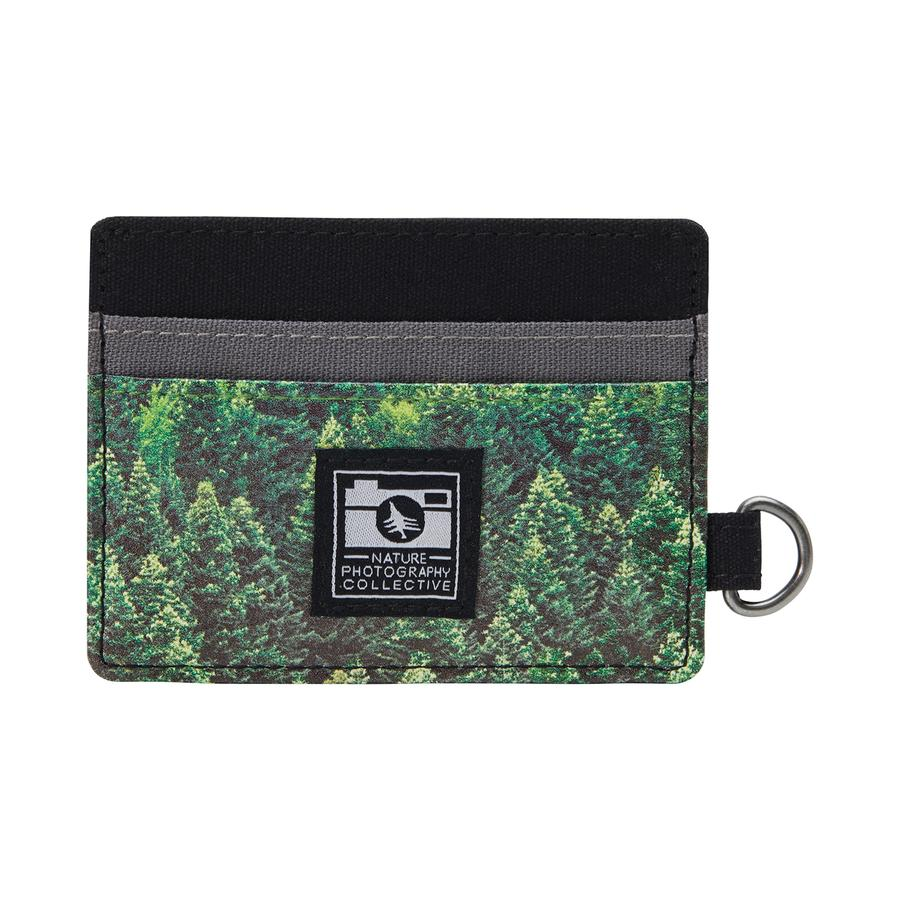 Hippytree Spruce Wallet - Green