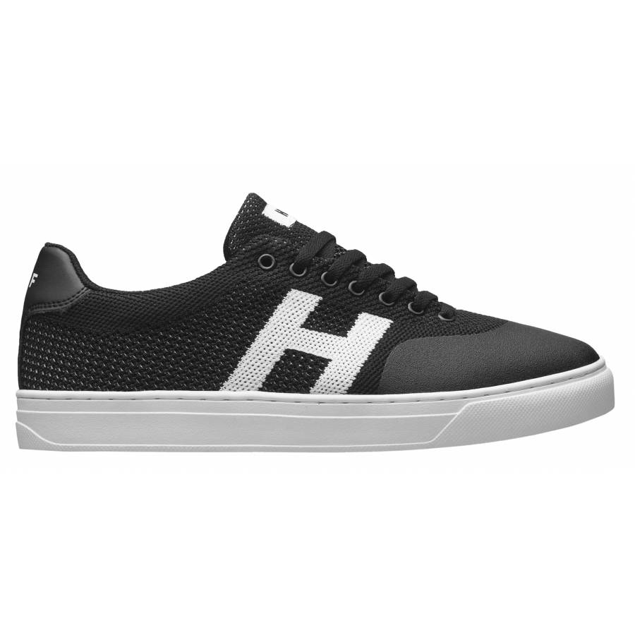 Huf Soto Knit Shoes - Black