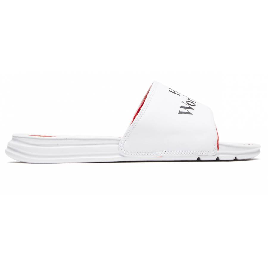 Huf Love Slide - White