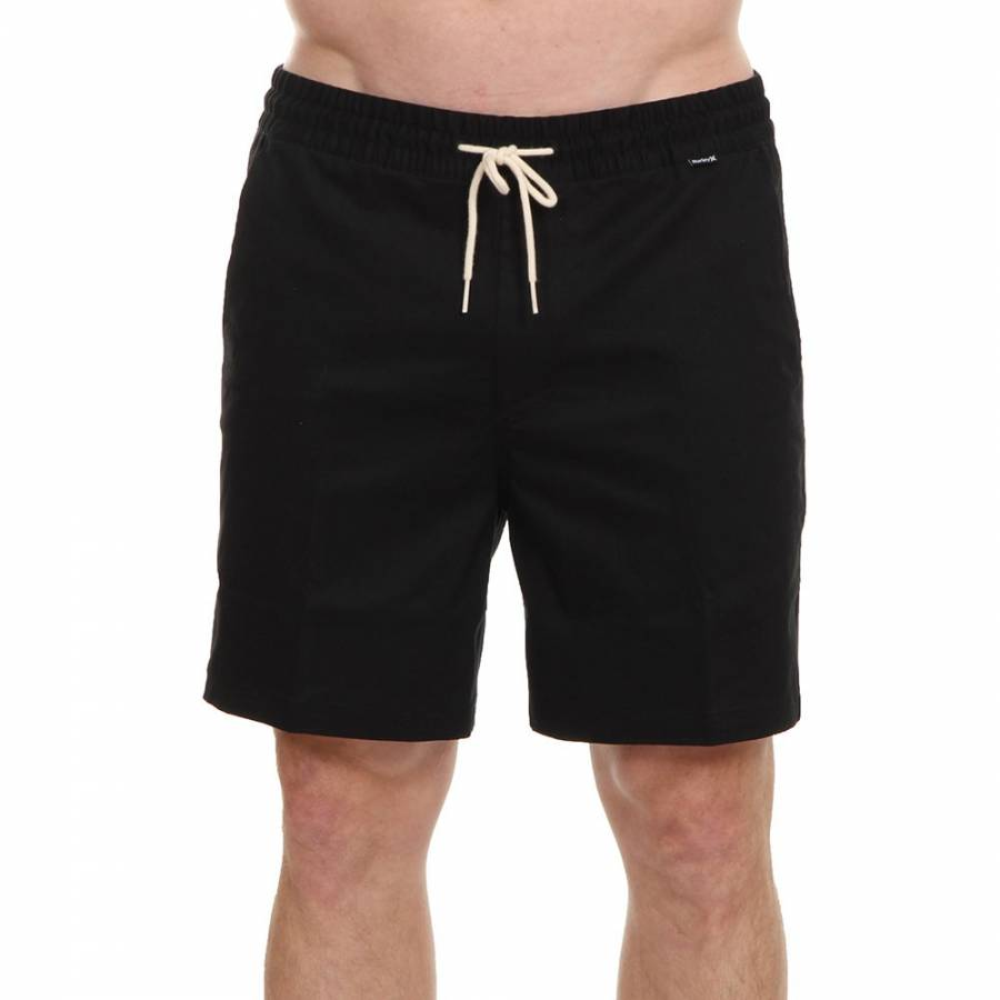 Hurley Icon Stretch Volley Shorts - Black