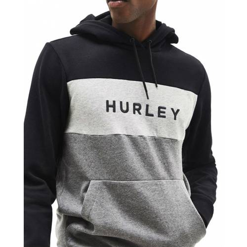 Hurley Captital Sweatshirt - Black
