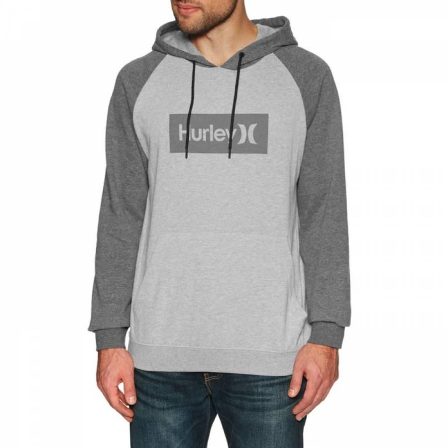 Hurley M OAO Box 2.0 Sweatshirt - Grey