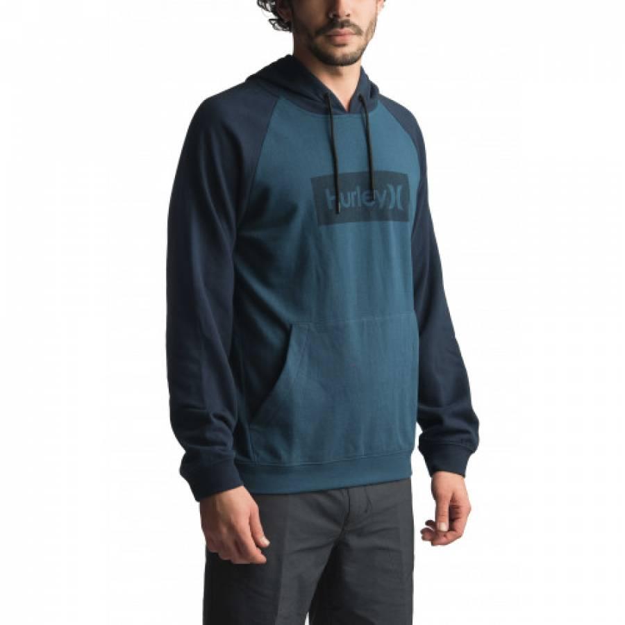 Hurley M OAO Box 2.0 Sweatshirt - Obsidian
