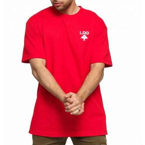 963930abbc LRG Logo Plus Tee - Red