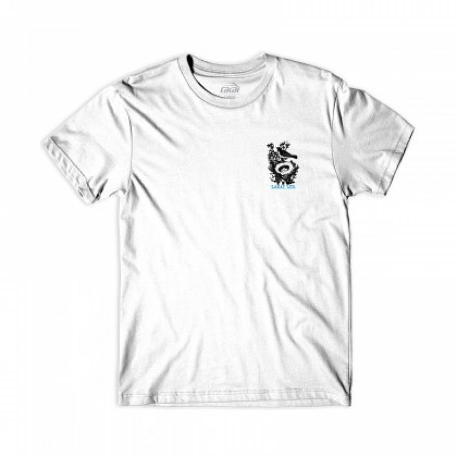 Lakai Early Bird T-Shirt - White