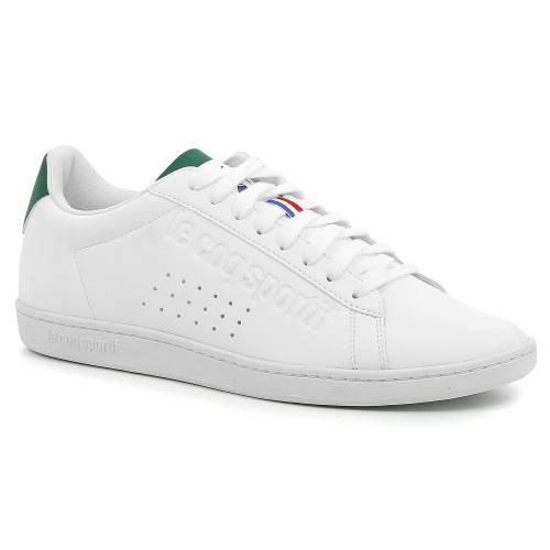 Le Coq Sportif Courtset Sport - White/Green