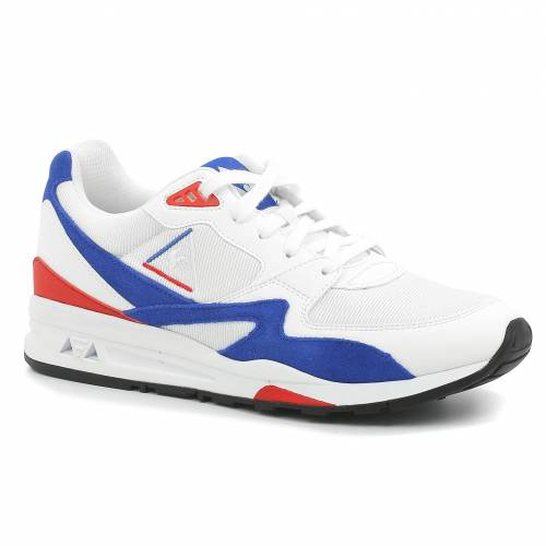 Le Coq Sportif LCS R800 Sport - White / Blue / Red