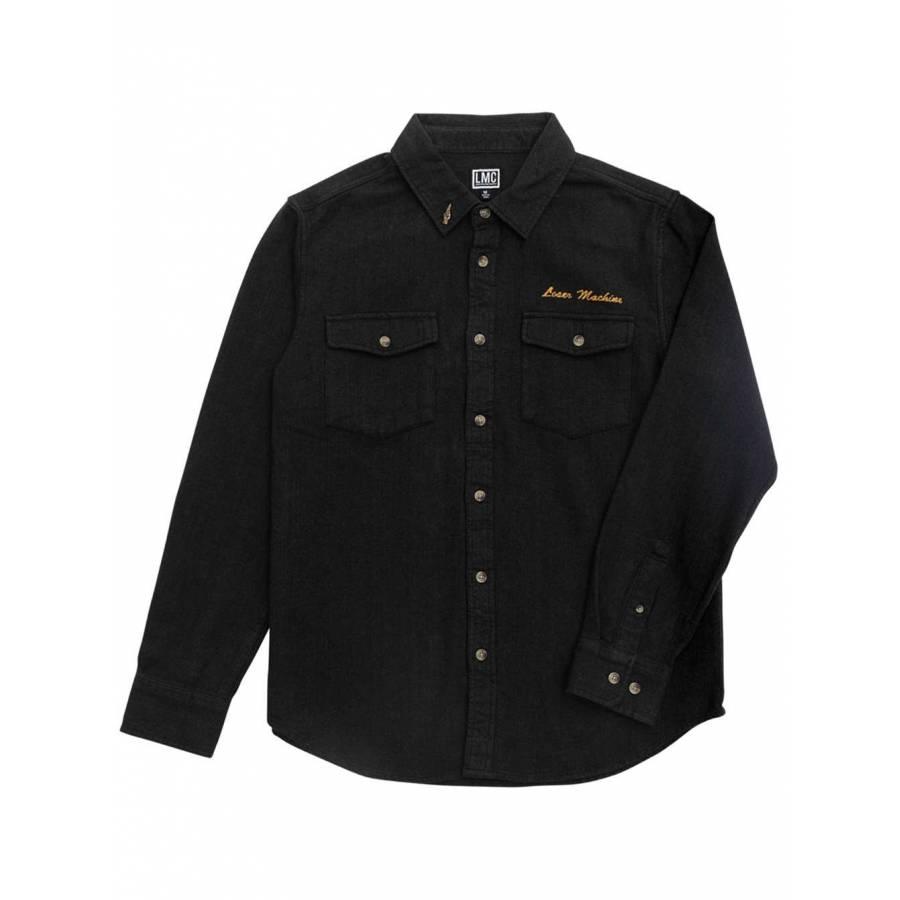 Loser Machine Kensington Shirt - Black