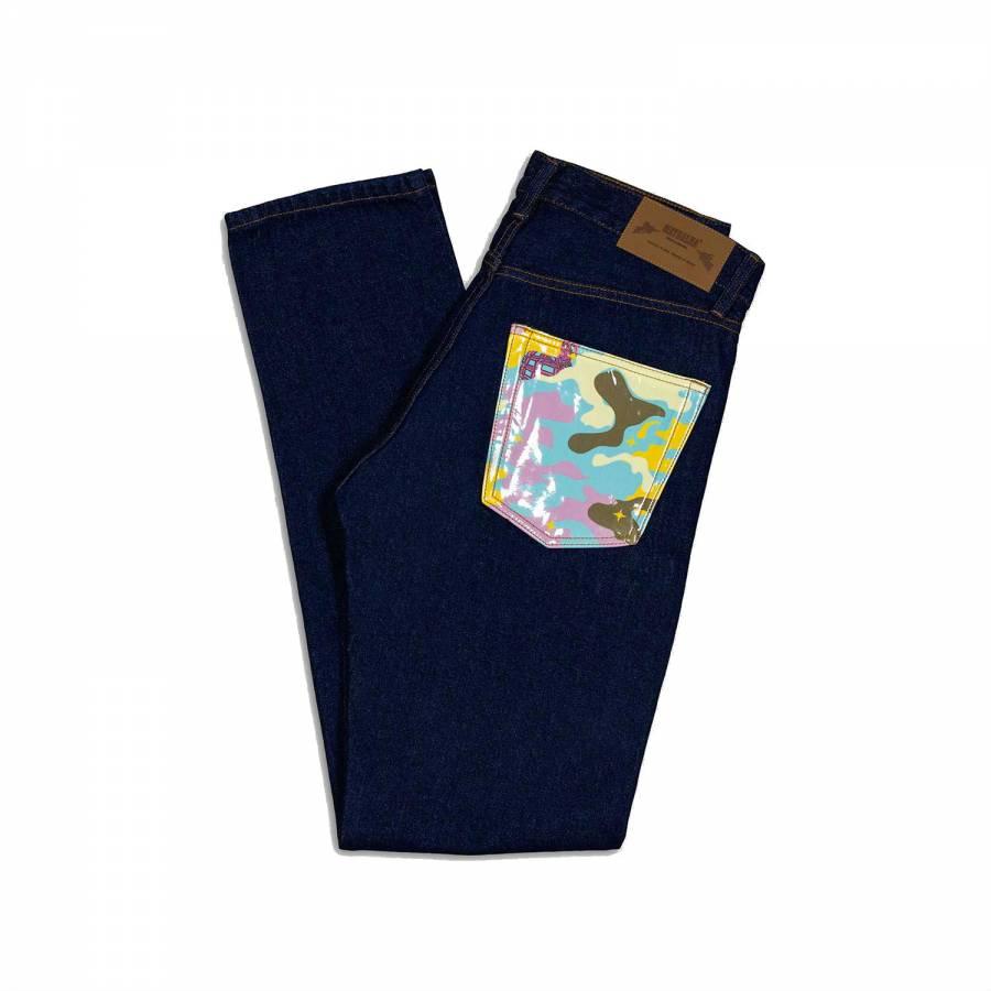Metralha Premium Jeans - Dark Blue
