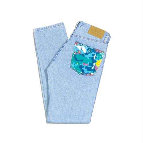 Metralha Premium Jeans - Light Blue