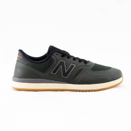 New Balance 420 Shoes - Forest Gum