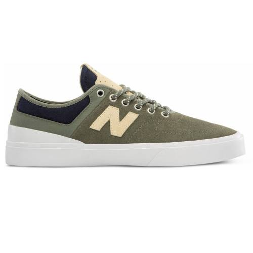 New Balance Numeric 379 Shoes - Green with White