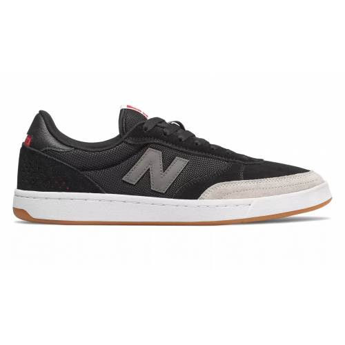 New Balance Numeric 440 Shoes - Black with Grey