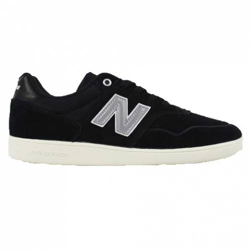 New Balance Numeric 288 Shoes - Black with Grey