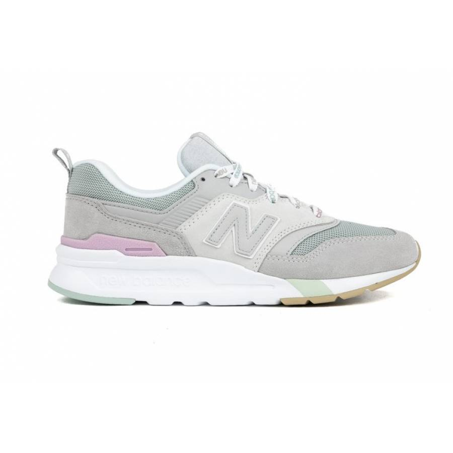 New Balance 997 Shoes - Light Grey