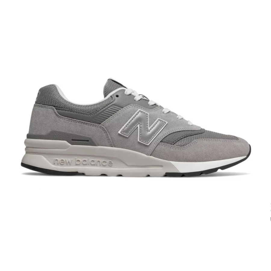 New Balance 997 Shoes - Marblehead with Silver