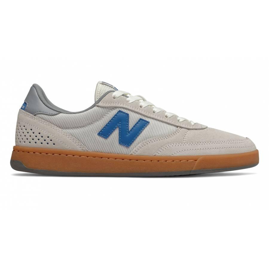 New Balance Numeric 440 Shoes - Sea Salt / Gum / L...