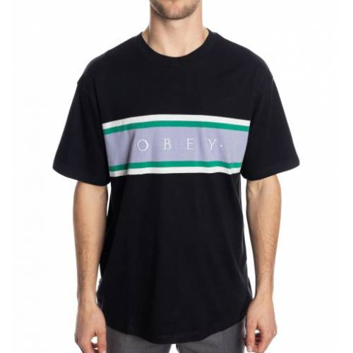 Obey Charm Classic T-Shirt - Black