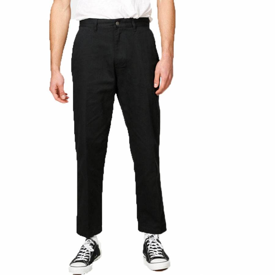 Obey Hard Work Carpenter Pant II - Black