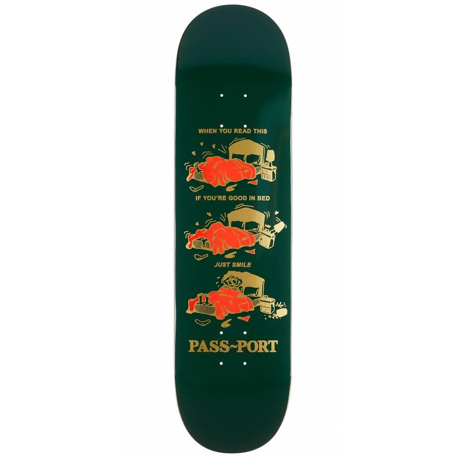 """Pass Port """"Good In Bed"""" Babies Series De..."""