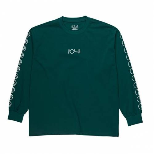 Polar Rancing Longsleeve - Dark Green