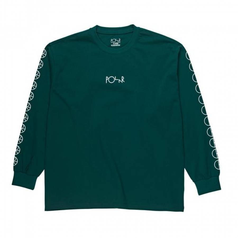 Polar Rancing Longsleeve - Dark Green