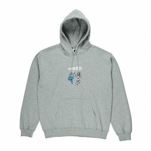 Polar FTP Hoodie - Heather grey