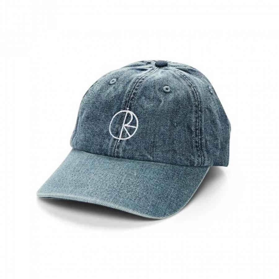 Polar Denim Cap - Blue denim