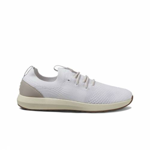 Reef Cruiser Knit - White