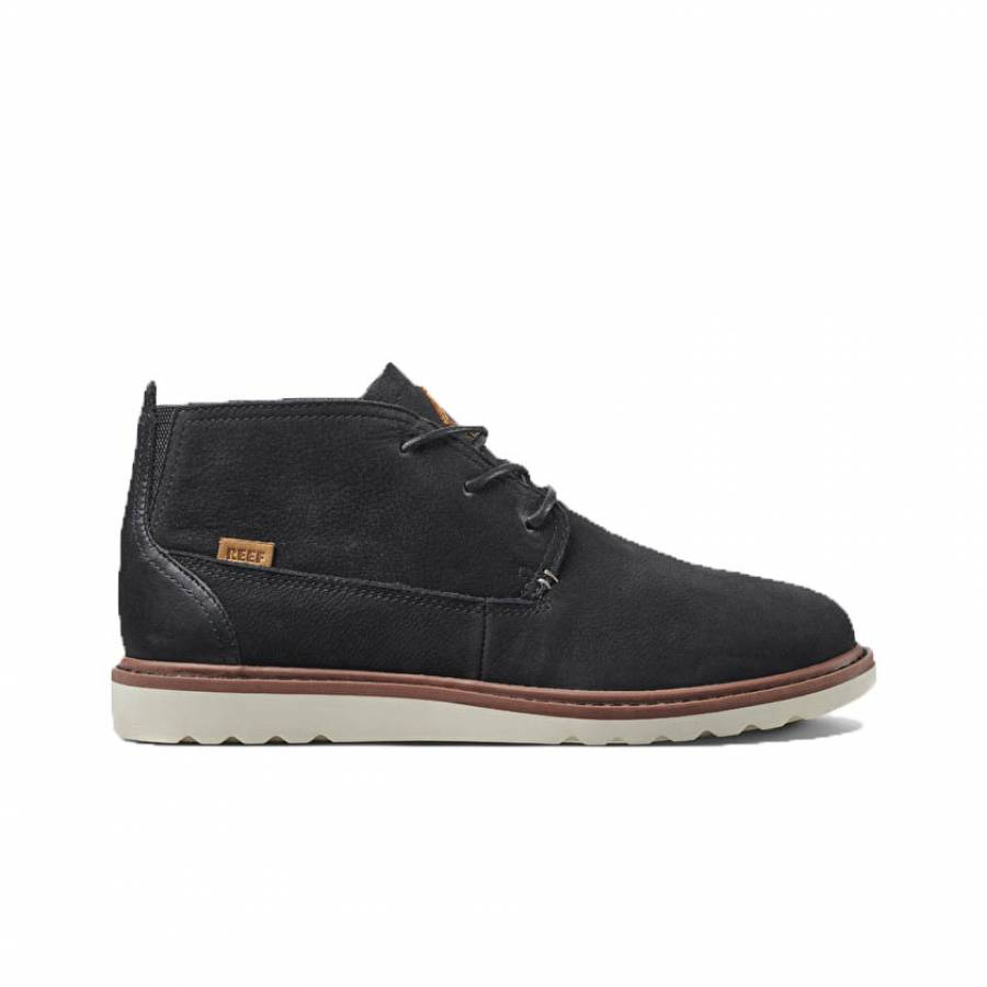 Reef Voyage Boot - Black/Natural