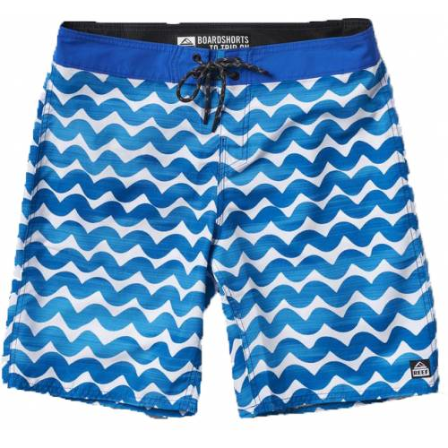 Reef Coast Shorts - Blue