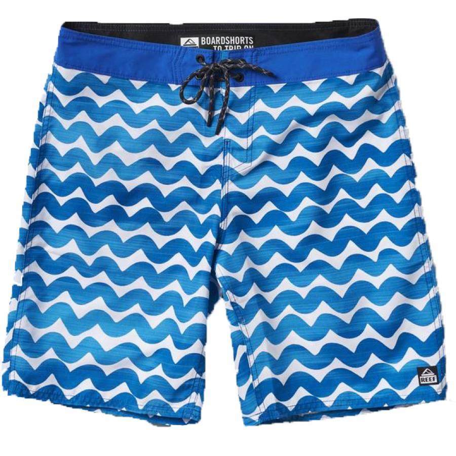 Reef Coast Shorts - Blue