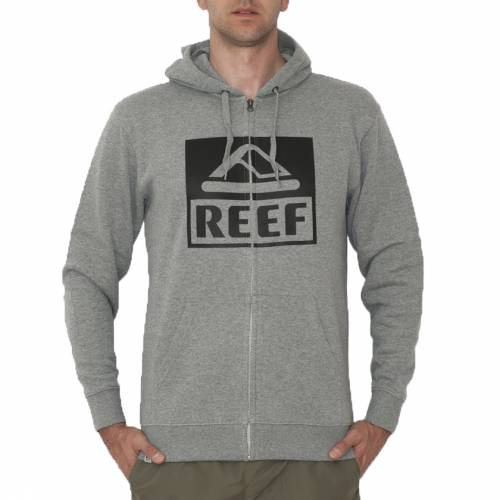 Reef Classic Zip STA Jacket - Heather/Grey
