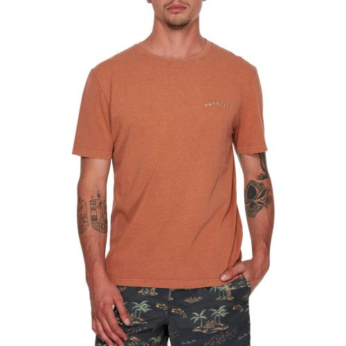 Rhythm Aloha T-Shirt - Washed Clay
