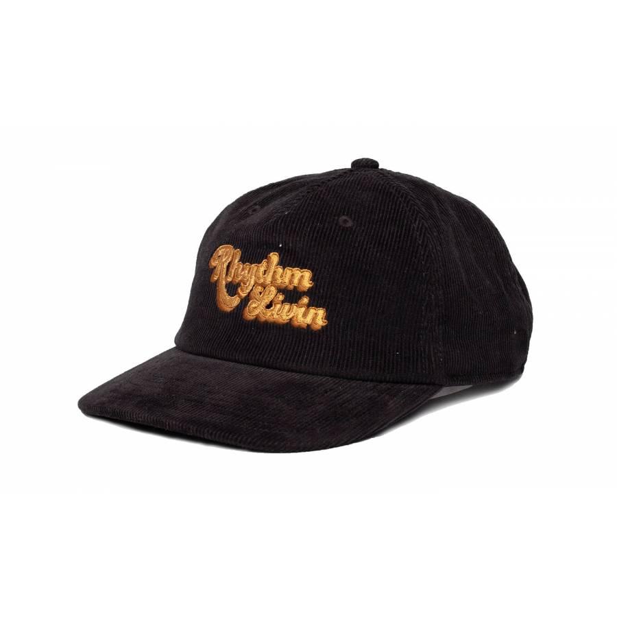 Rhythm Yesterdays Cap - Vintage Black